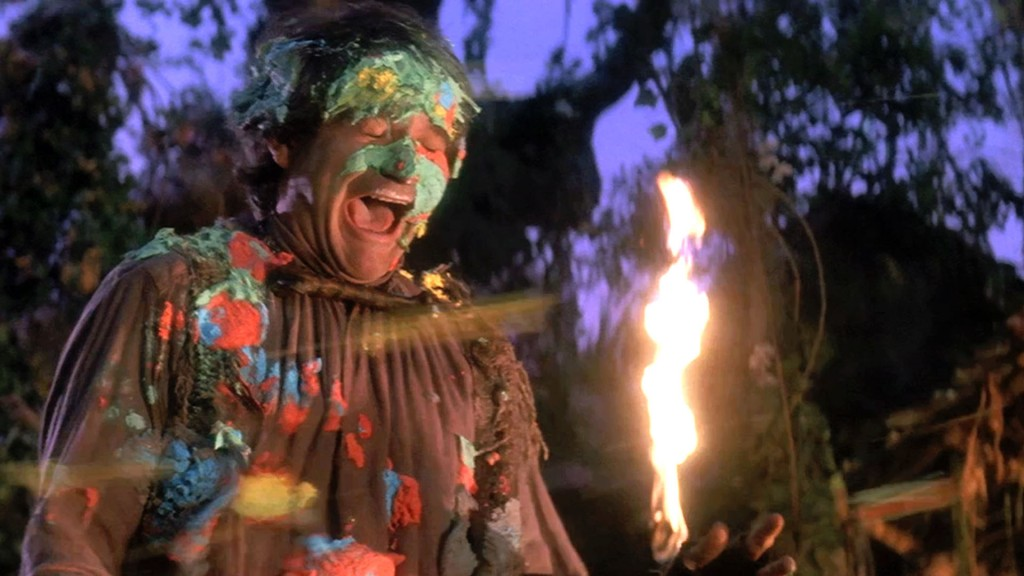 Creative mindfulness like Robin Williams in Hook
